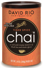 Chai the tiger spice