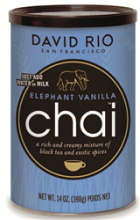 Chai the elephant vanilla