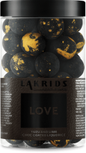 Bülow Lakrids Dark Love Regular