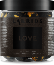 Bülow Lakrids Dark Love Small