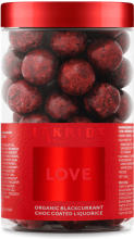 Bülow Lakrids Red Love Regular