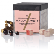 Wally and Whiz solbær med saltlakrids