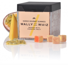 Wally and Whiz mango med passionsfrugt